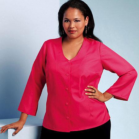 Cerise-pink-shirt